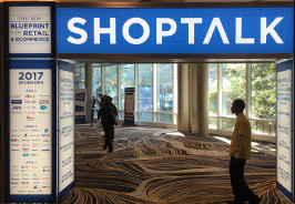 Shoptalk entrance