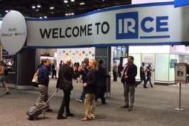 entrance of IRCE